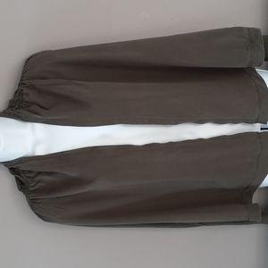 Lululemon jacket style Retro Size8 Brown